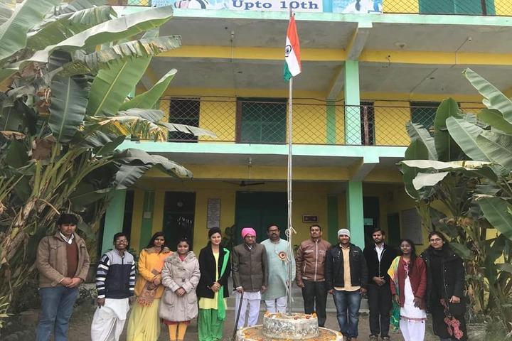 Acharya Shriram Vidyalaya-Independence Day