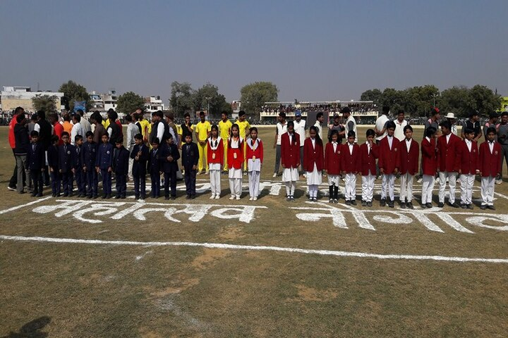 Acharya Shriram Vidyalaya-Sports