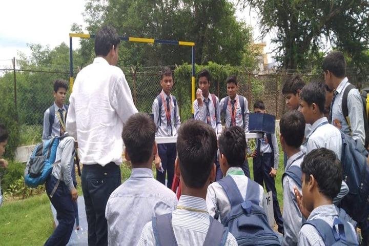 Acharya Vidyasagar Public School-School Picnic