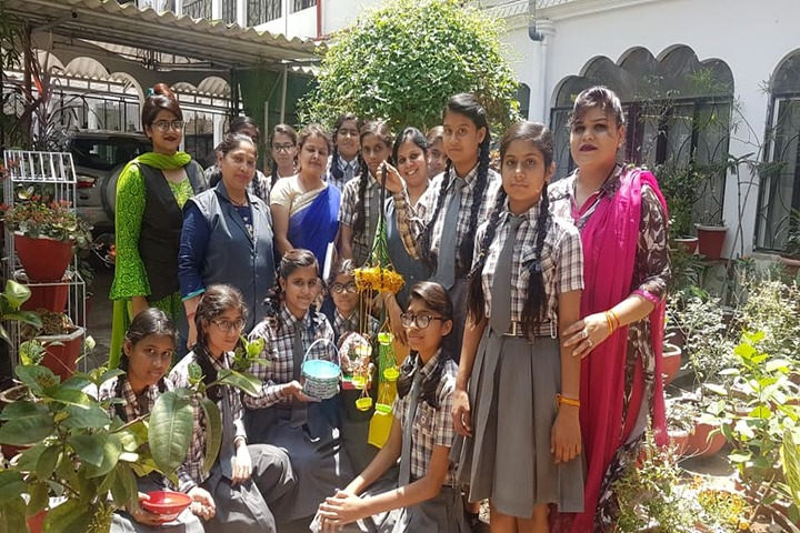 Aditya Convent School-Tree Plantation