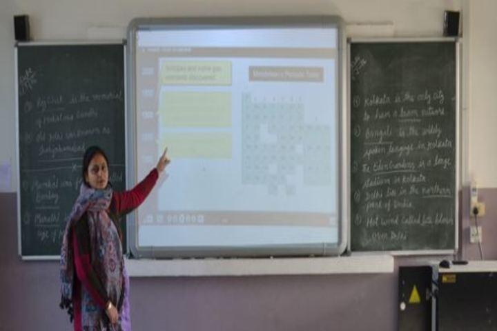 Aditya Public School-AV Room