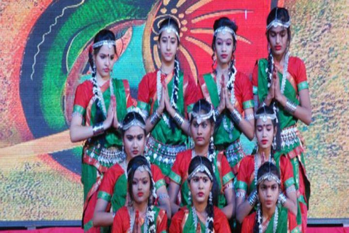 Aditya Public School-Classical Dance