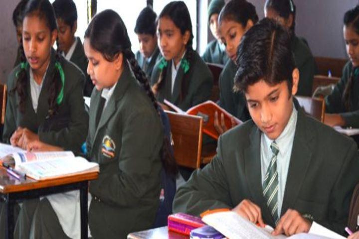 Aditya Public School-Classroom