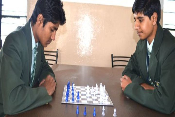 Aditya Public School-Indoor Games