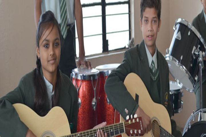 Aditya Public School-Music