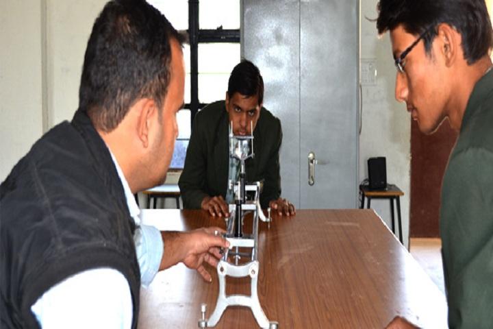 Aditya Public School-Physics Lab