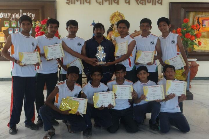 Advanced Academy-Champions