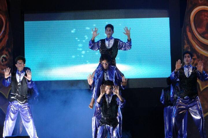 Advanced Academy-Dance