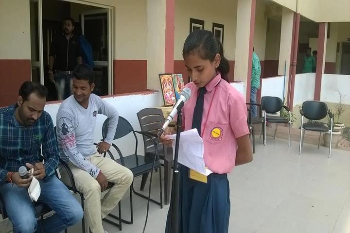 Agarwal International Public School-Recitation