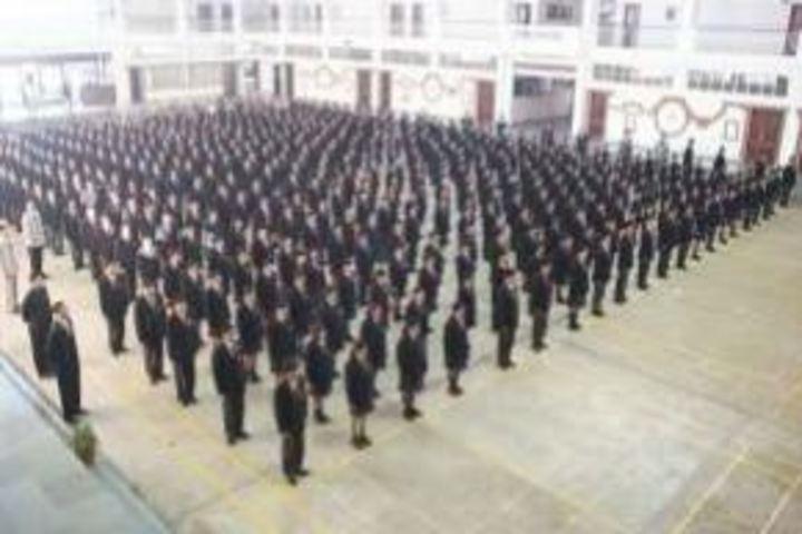Agarwal Public School-Assembly Hall