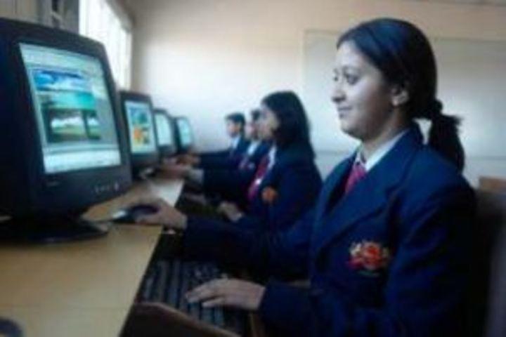 Agarwal Public School-Computer Lab