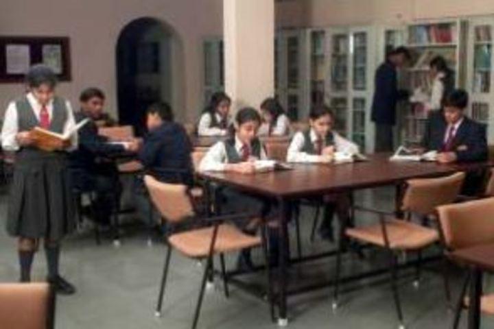 Agarwal Public School-Library