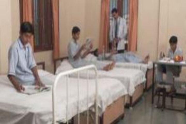 Agarwal Public School-Medical Room