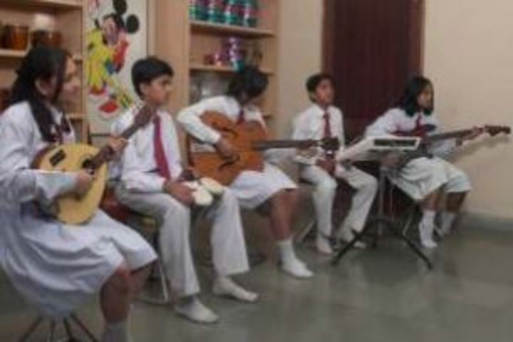Agarwal Public School-Music