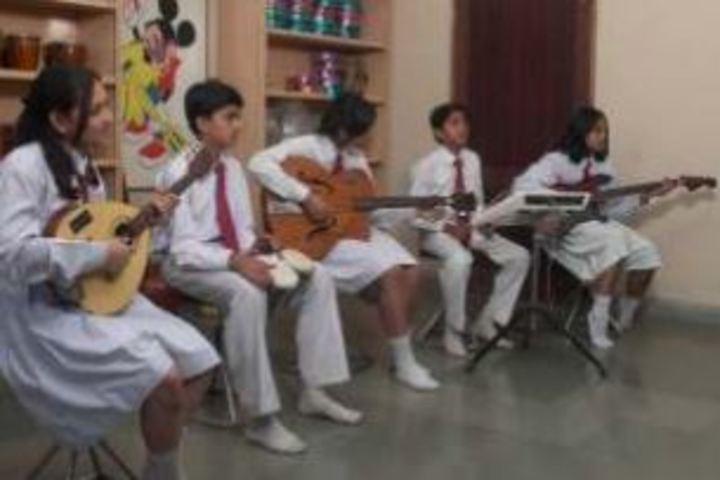 Agarwal Public School-Music