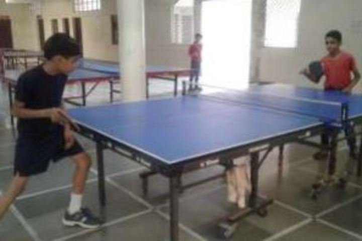 Agarwal Public School-Table Tennis