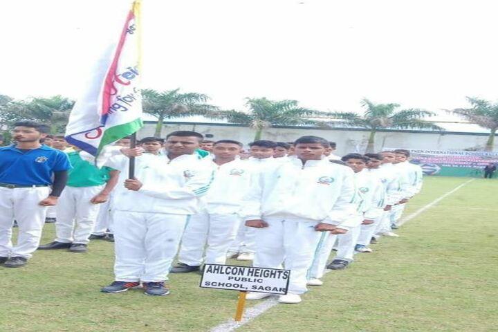 Ahps Sagar Ahlcon Heights Public School-Champions