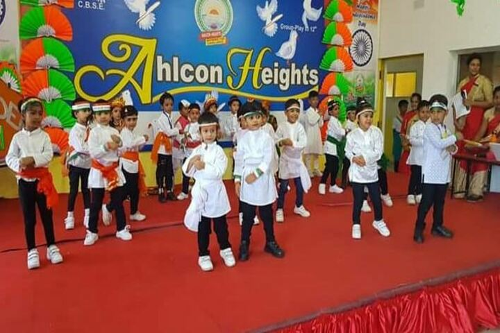 Ahps Sagar Ahlcon Heights Public School-Dance