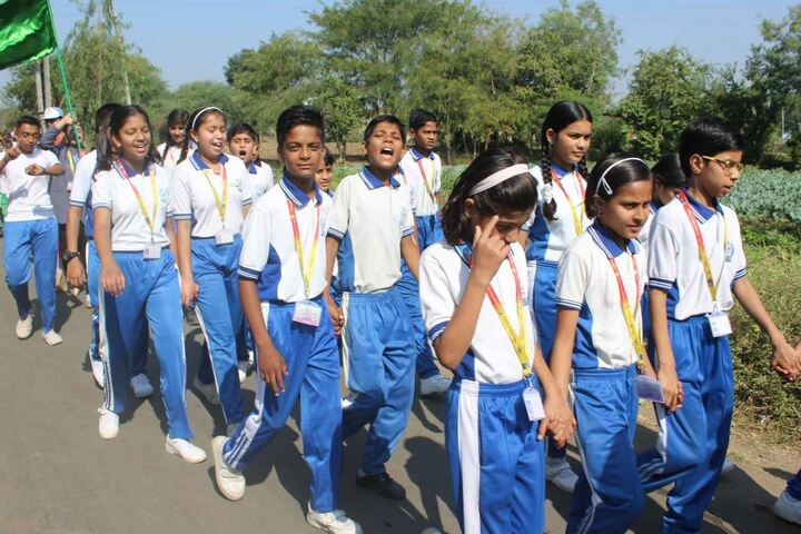 Ahps Sagar Ahlcon Heights Public School-Students