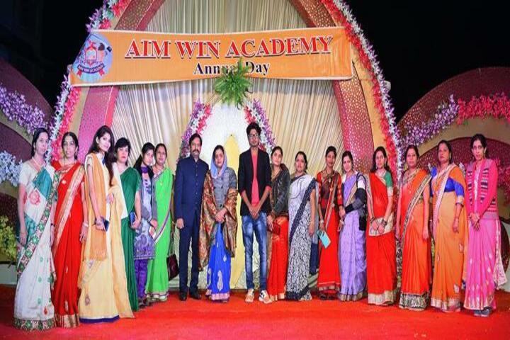 Aim Win Academy-Annual Day