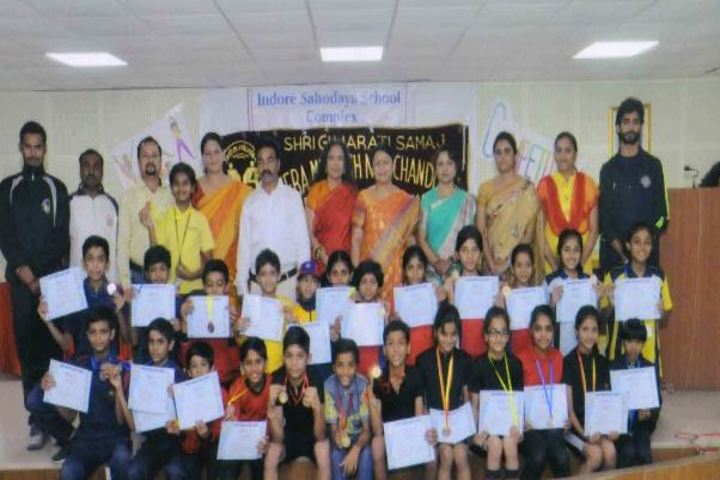 Ajmera Mukesh Nemichand Bhai English Medium School-Certification