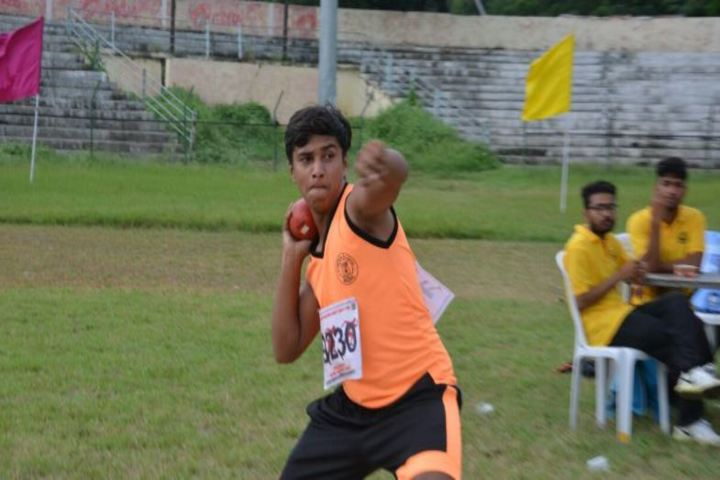 Ajmera Mukesh Nemichand Bhai English Medium School-Sports
