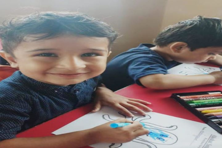 Akshat International School-Drawing