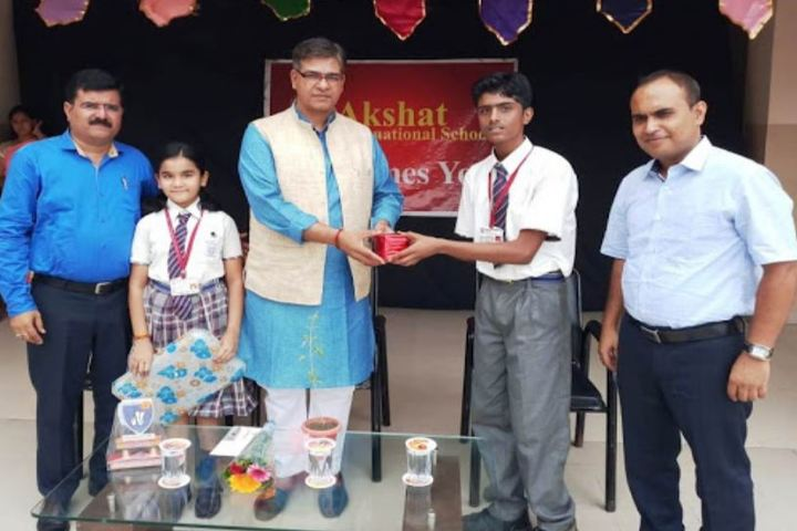 Akshat International School-Presentation