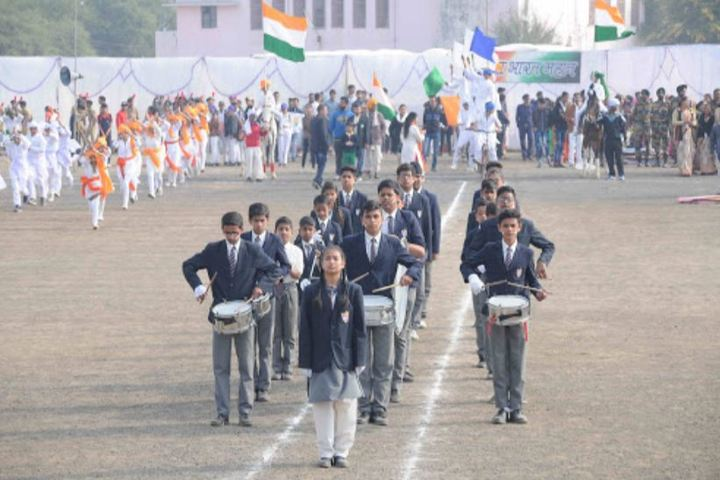 Akshat International School-Republic Day Parade