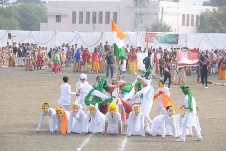 Akshat International School-Republic Day