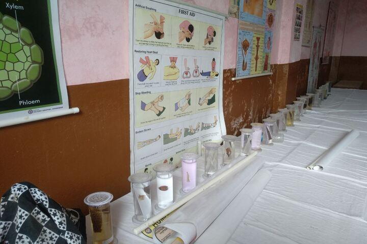 Akshay Academy-Biology Lab
