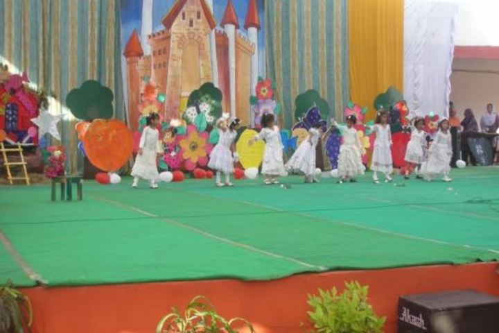 All Saints School-Kids Dance