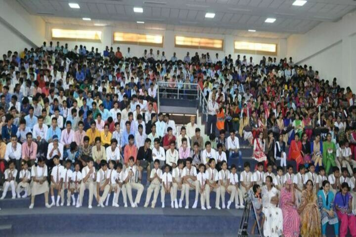Alok International School-Auditorium
