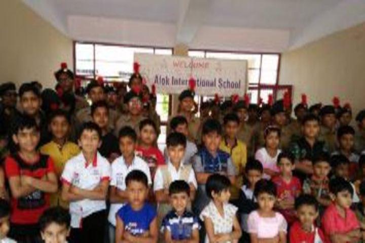 Alok International School-Scouts