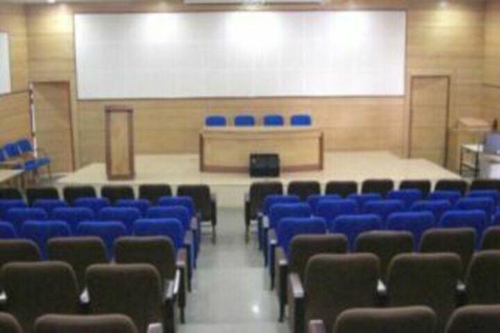 Alok International School-Seminar Hall