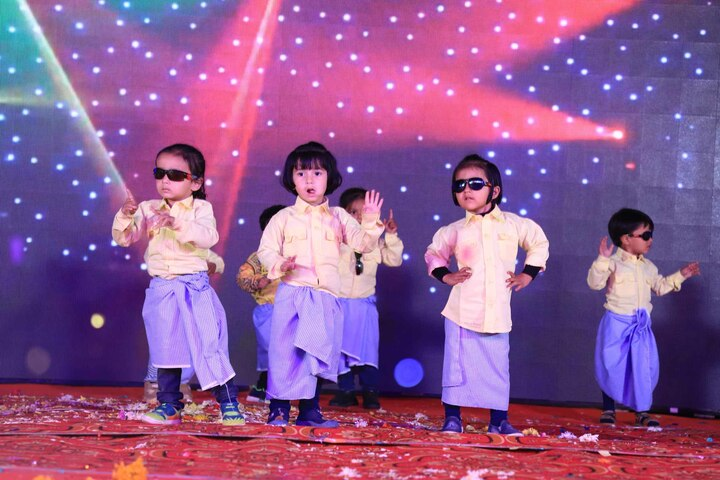 Alpha International School-Annual Day