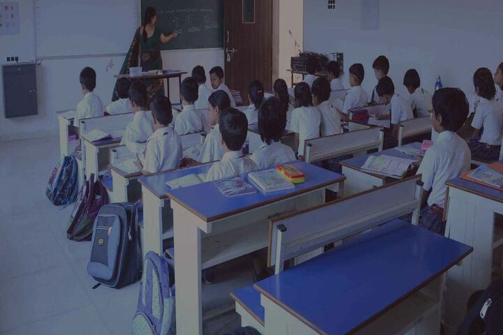 Alpha International School-Classroom