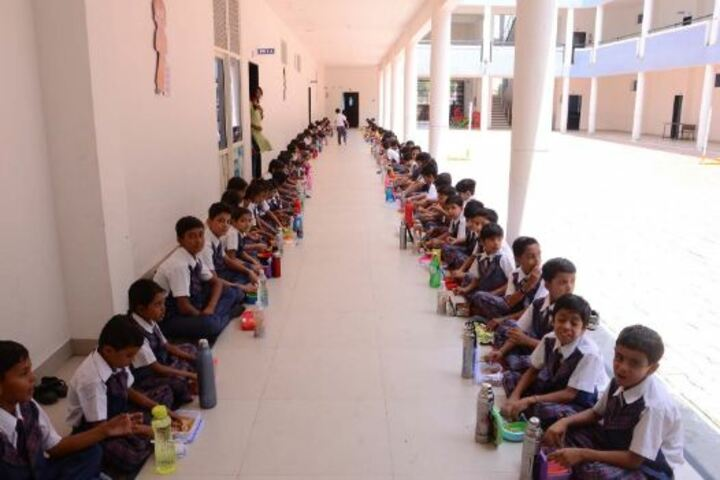 Alpha International School-Lunch