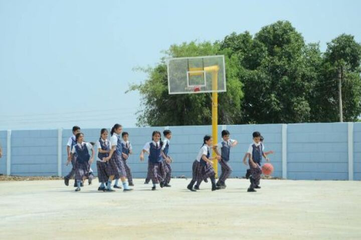 Alpha International School-Sports