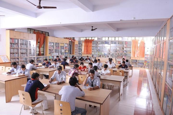 Amar Public School-Library