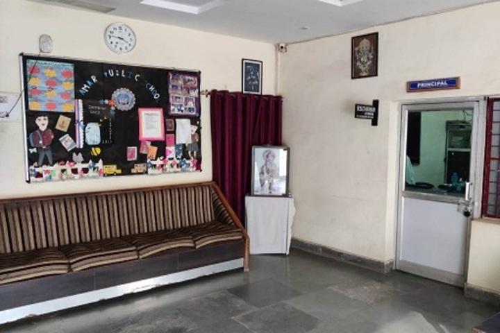 Amar Public School-Office Room