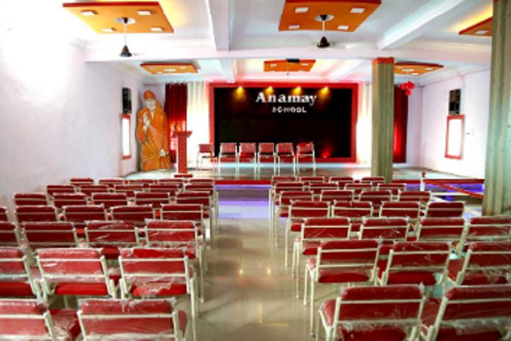 Anamay Higher Secondary School-Auditorium