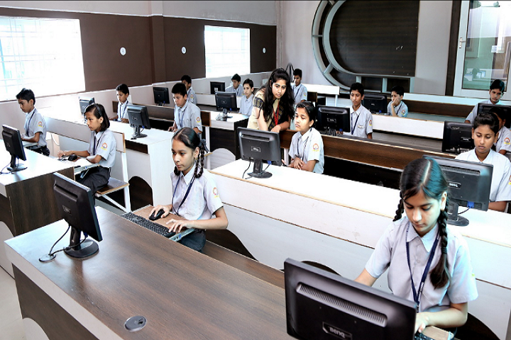 Anamay Higher Secondary School-Computer Lab
