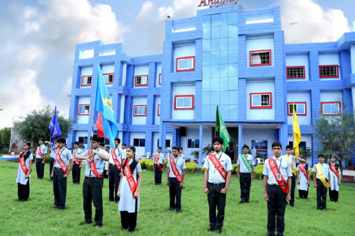 Anamay Higher Secondary School-House System