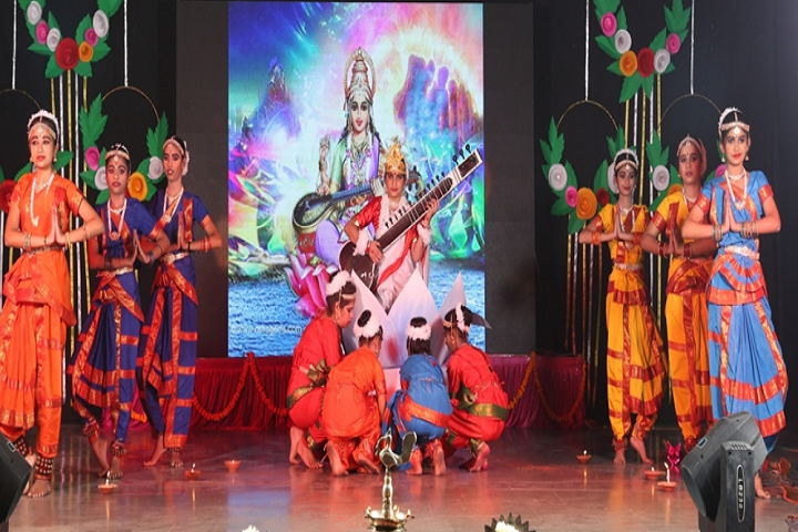 Anand Vihar School-Classical Dance