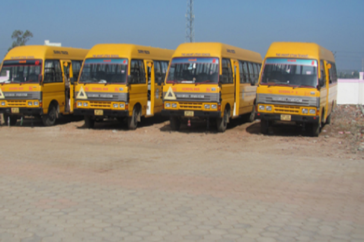 Anant Utsav School-Transport