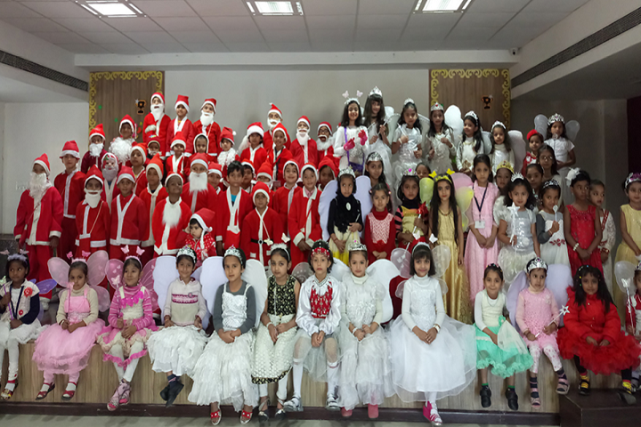 Annie Besant School-Christmas Celebration