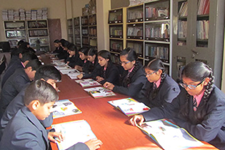 Annie Besant School-Library