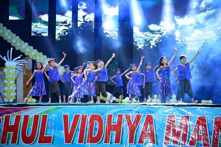 Anshul Vidhya Mandir-Dancing Activity
