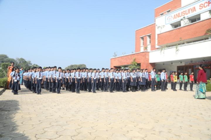 Anusuiya School-Assembly
